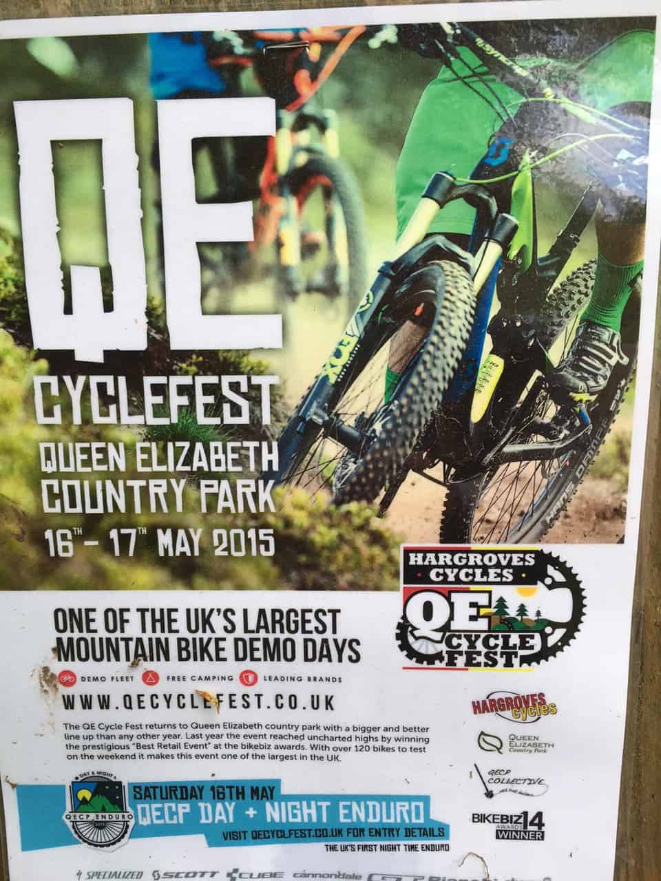 QE Cycle Fest