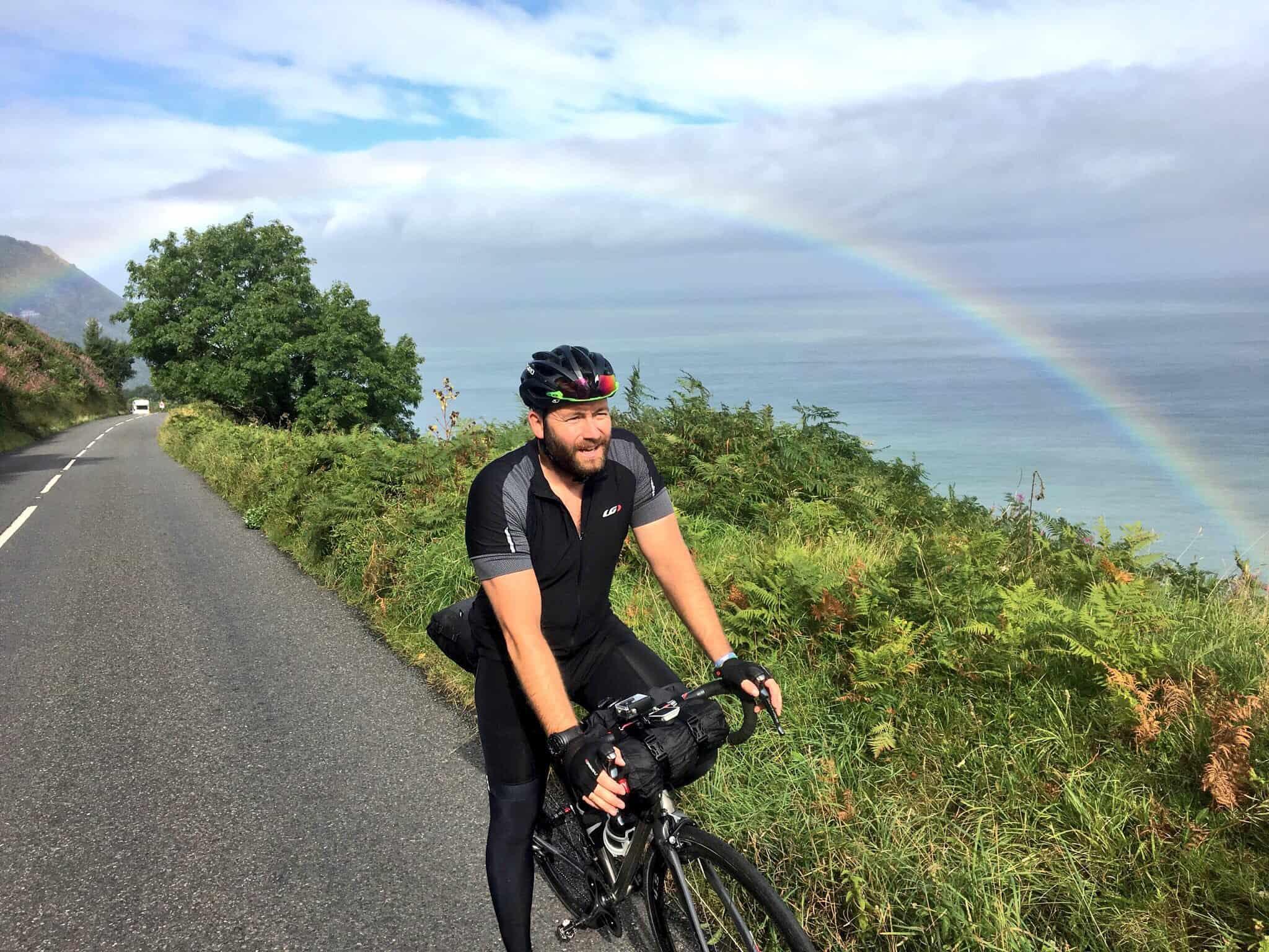 James Ketchell ride around Britain