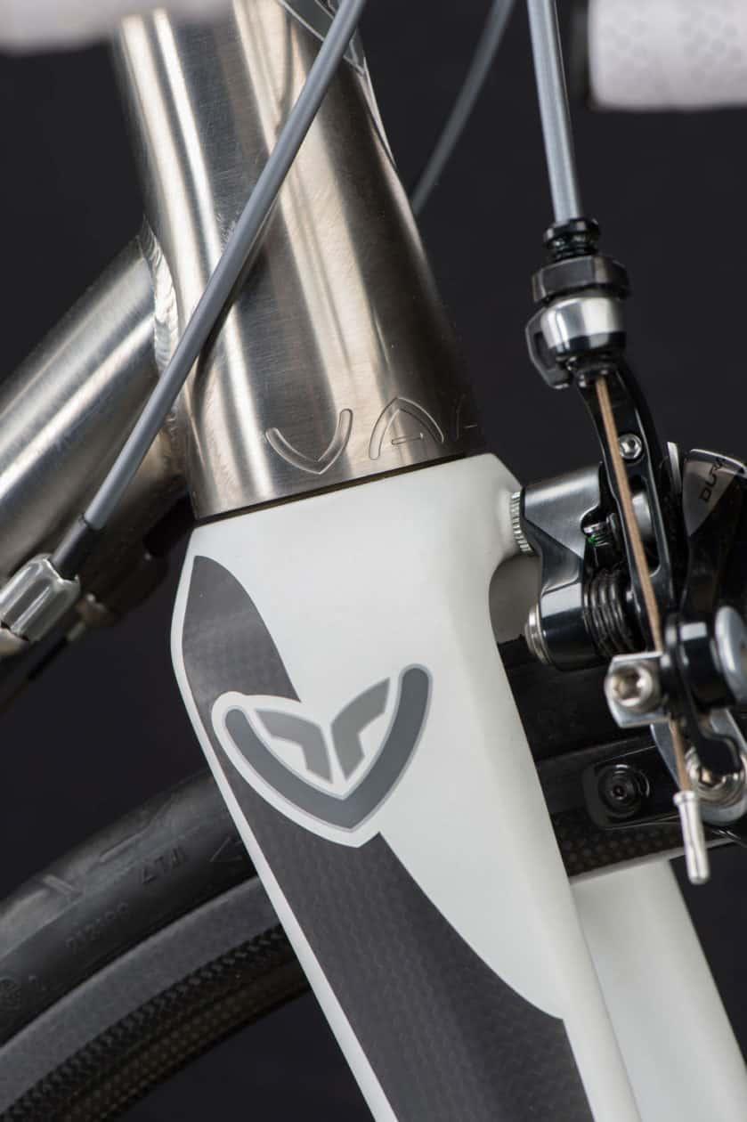 VAARU F1 Full Carbon Forks