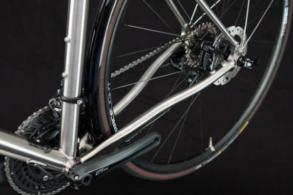 MPA distance road bike detail