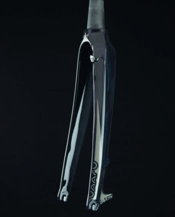 F160 carbon rigid disc forks