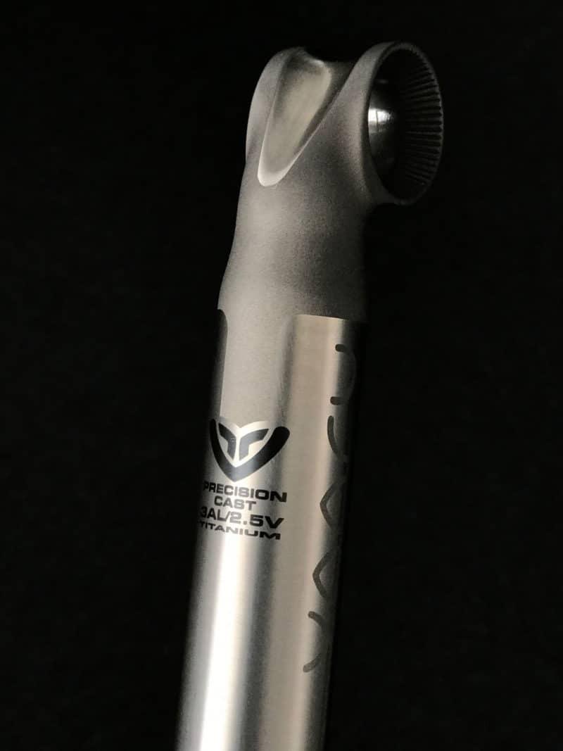 VAARU V:TS titanium seat post