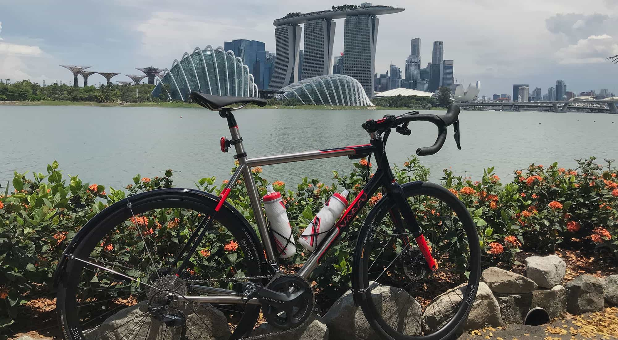 MPA Singapore red and black
